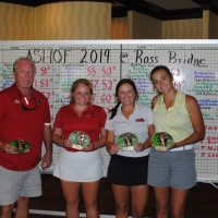 Golfers from Jacksonville State