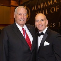 Coach Gene Stallings and Executive Director Scott Myers
