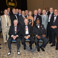 Auburn Inductees and supporters at the Banquet Reception