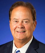Portrait of David Cutcliffe