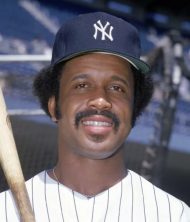 Portrait of Oscar Gamble