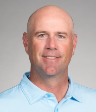Portrait of Stewart Cink