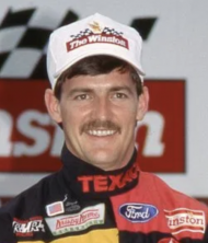 Portrait of Davey Allison