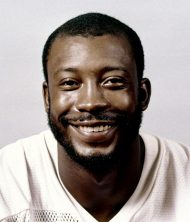 Portrait of Tony Nathan