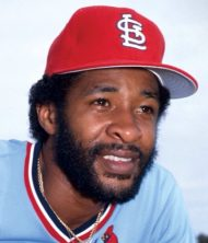 Portrait of Ozzie Smith