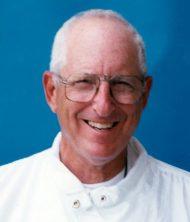 Portrait of Mel Rosen