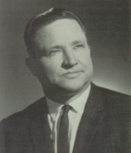 Portrait of Jim Glover