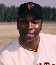 Portrait of Willie McCovey
