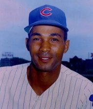Portrait of Billy Williams