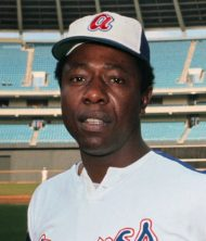 Portrait of Hank Aaron