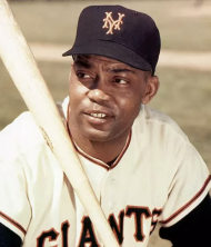 Portrait of Monte Irvin