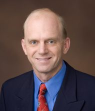 Portrait of Rowdy Gaines