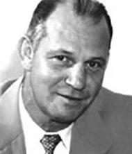 Portrait of James Hitchcock