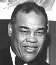 Portrait of Joe Louis