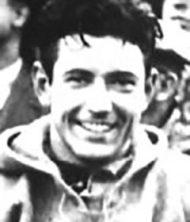 Portrait of Johnny Mack Brown