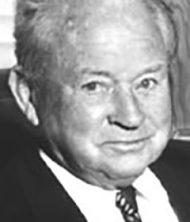 Portrait of Michael Donahue