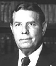 Portrait of Shug Jordan