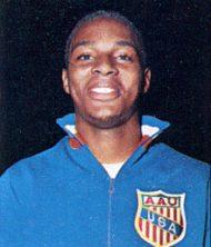 Portrait of Willie Davenport