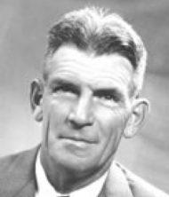 Portrait of Hank Crisp