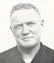 Portrait of Harold Drew
