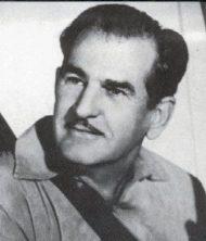 Portrait of Howard Hill