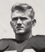 Portrait of Harry Gilmer