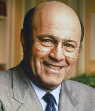 Portrait of Joe Garagiola