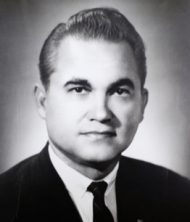 Portrait of George Wallace