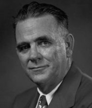 Portrait of Bernie Moore