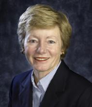 Portrait of Martha Jones Lang
