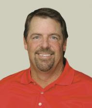 Portrait of Steve Lowery