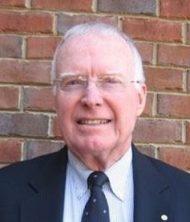 Portrait of Ronnie Baynes