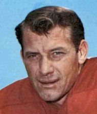 Portrait of Bobby Hunt