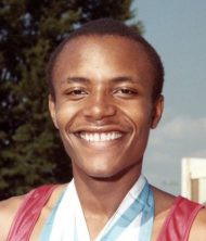 Portrait of Calvin Smith