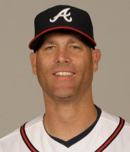 Portrait of Tim Hudson