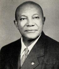 Portrait of Cleve Abbott