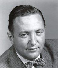 Portrait of Alf Van Hoose