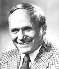 Portrait of John Bridgers