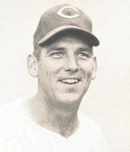 Portrait of Jimmy Bragan