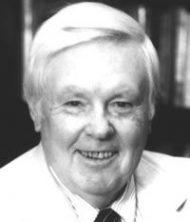 Portrait of John Forney