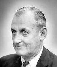 Portrait of Bob Phillips
