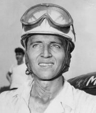 Portrait of Tim Flock