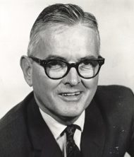 Portrait of Benny Marshall