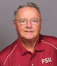 Portrait of Bobby Bowden