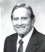 Portrait of Cary Cox