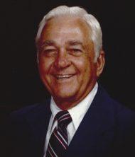 Portrait of Malcolm Laney