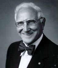 Portrait of Cliff Harper