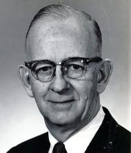 Portrait of George Irons