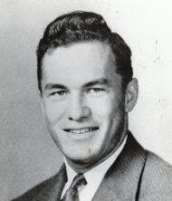 Portrait of Monk Gafford
