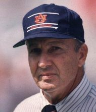Portrait of Pat Dye